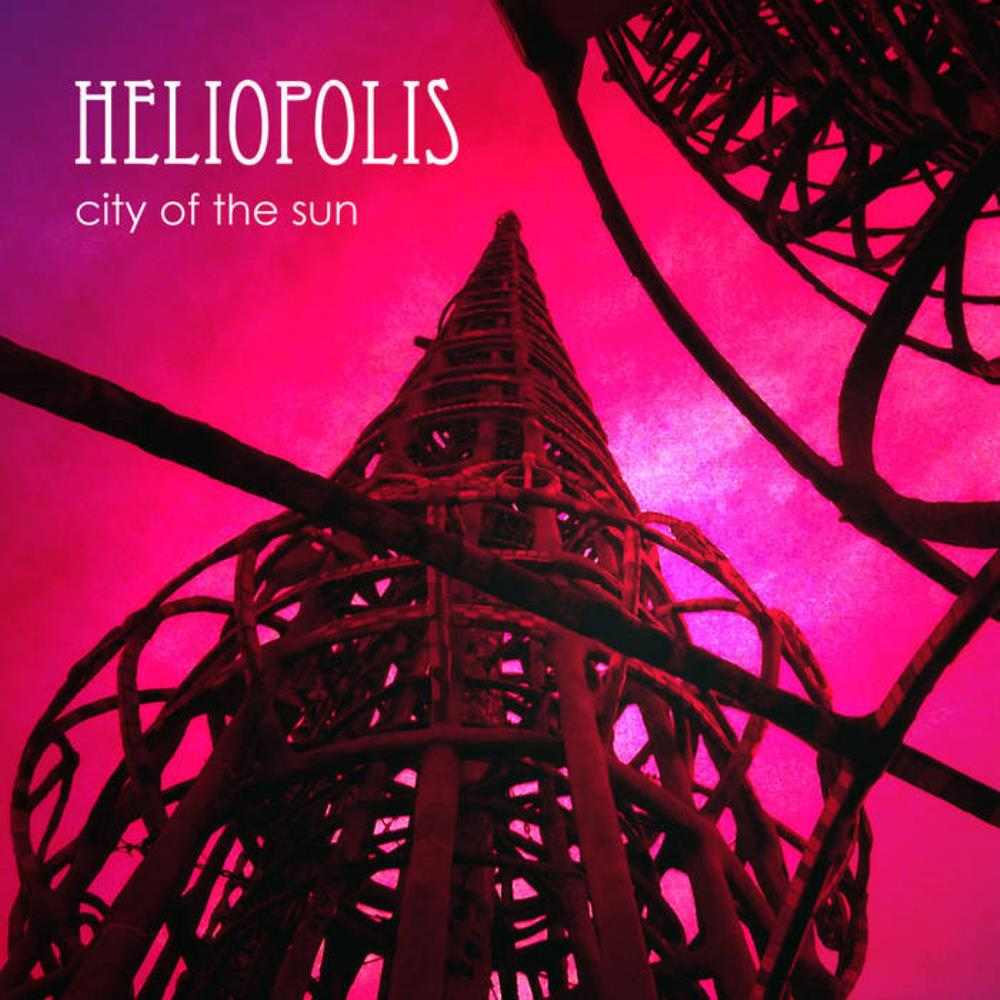 City Of The Sun by HELIOPOLIS album cover