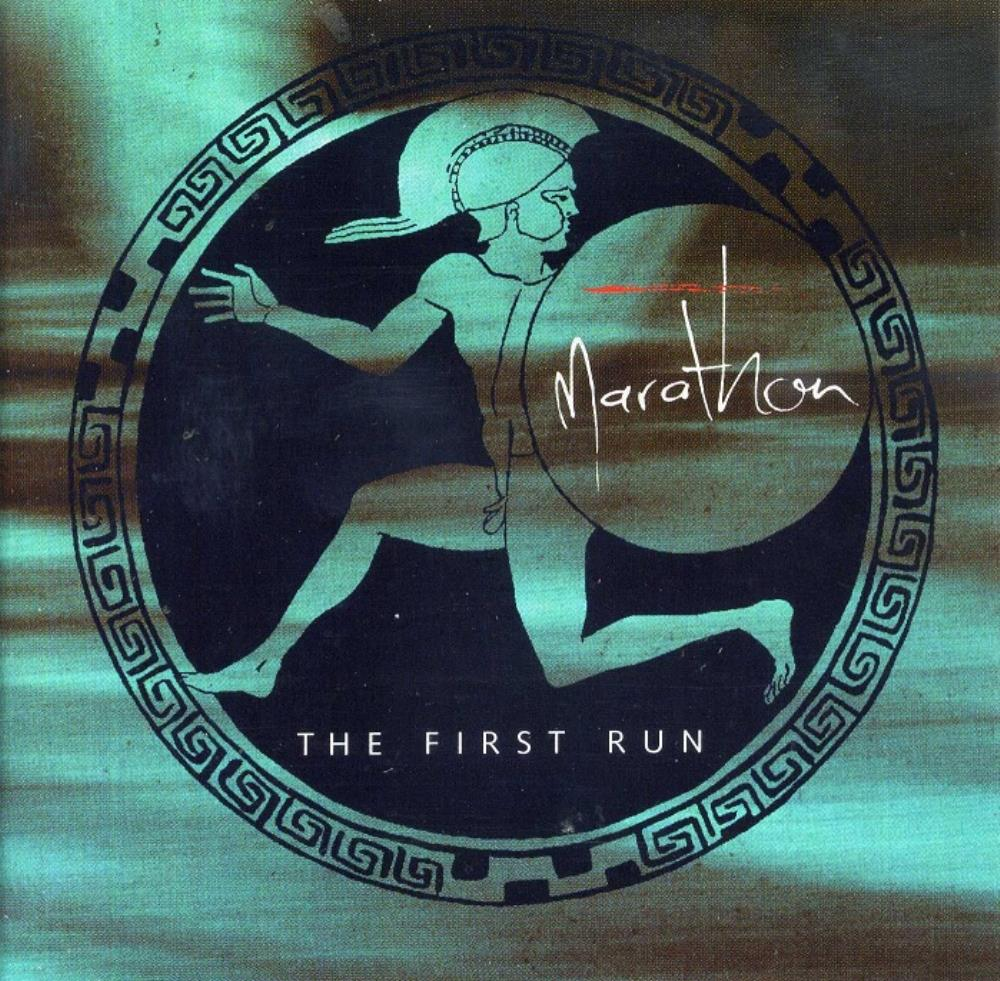 The First Run  by MARATHON album cover