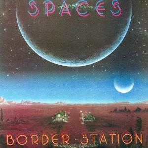 Border Station by SPACES album cover