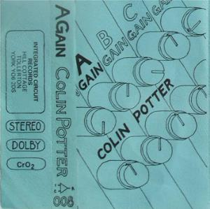 A Gain  by POTTER, COLIN album cover
