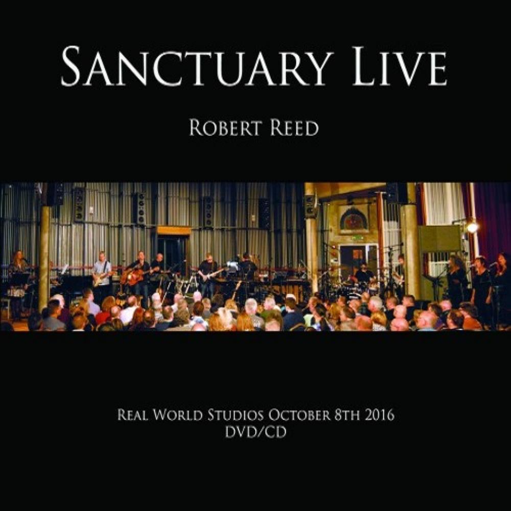 Robert Reed - Sanctuary Live CD (album) cover