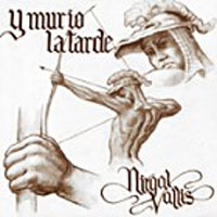 Y Murió la Tarde  by NIRGAL VALLIS album cover