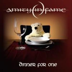 Amity In Fame Dinner For One album cover