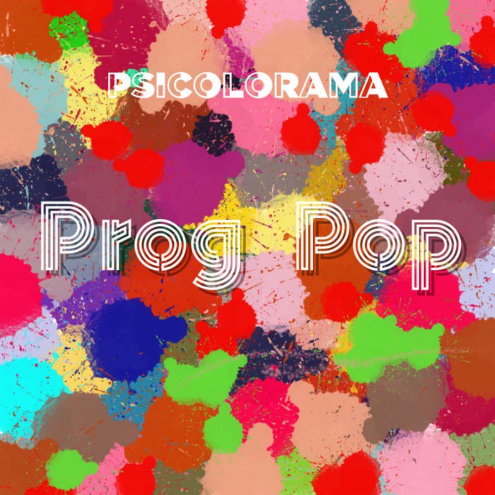 Prog Pop by Psicolorama album rcover