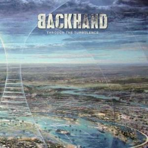 Backhand - Through The Turbulence CD (album) cover