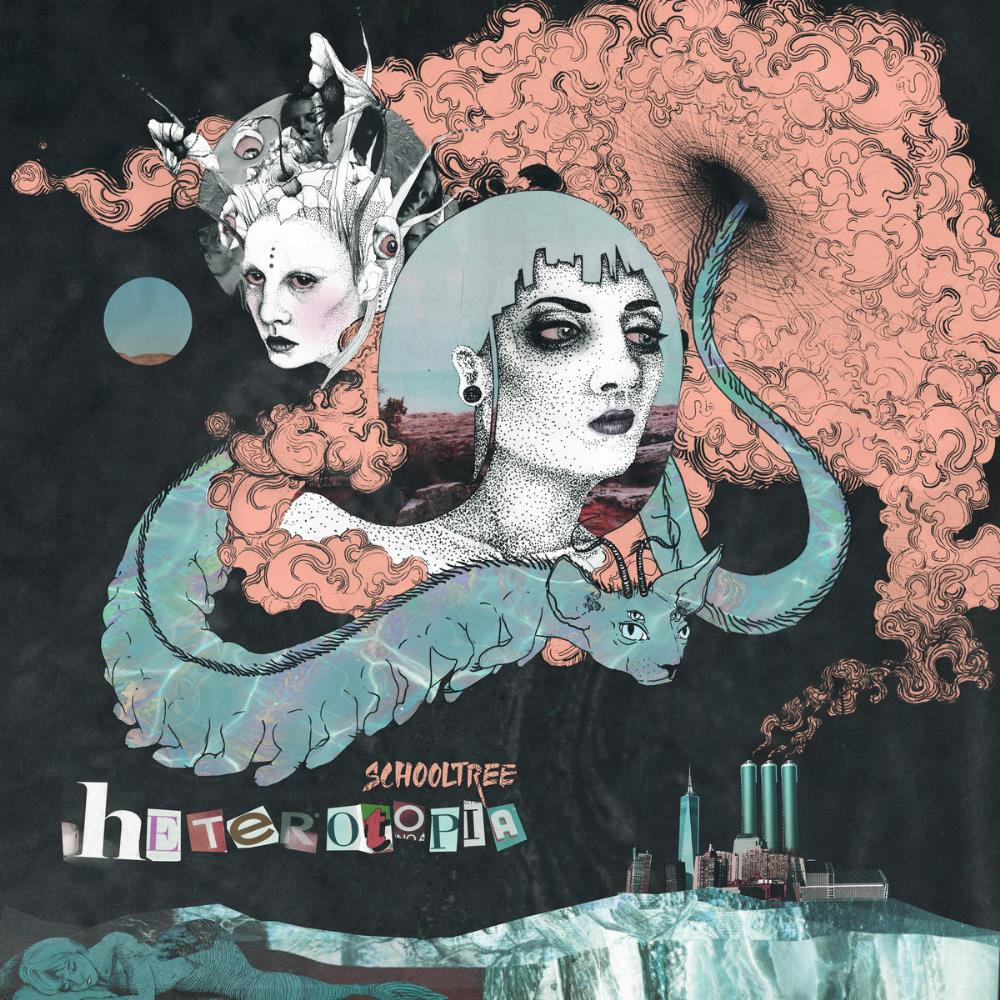 Heterotopia by SCHOOLTREE album cover