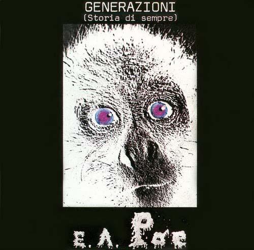 Generazioni (Storia di Sempre) by EDGAR ALLAN POE album cover