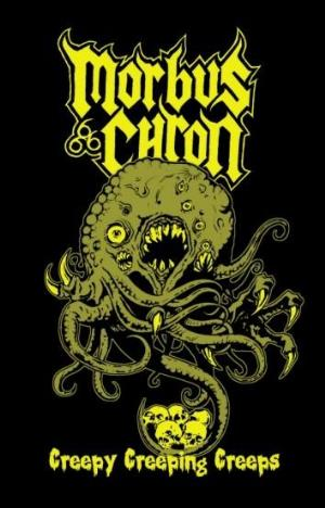 Morbus Chron - Creepy Creeping Creeps CD (album) cover