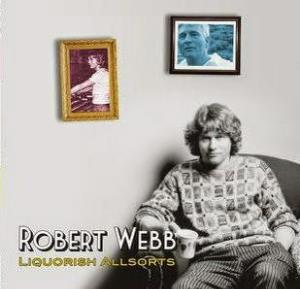 Liquorish Allsorts by WEBB, ROBERT album cover