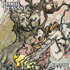 Flight by PROUD PEASANT album cover
