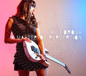 A Matter Of Perception by BROSH, NILI album cover