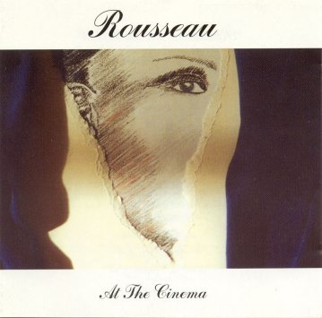 Rousseau - At The Cinema CD (album) cover