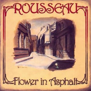 Rousseau Flower in Asphalt album cover