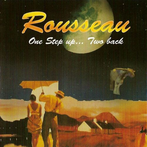 One Step up... Two back by ROUSSEAU album cover