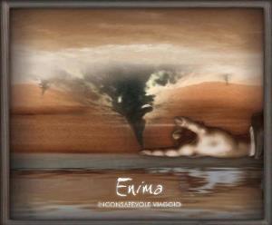 Inconsapevole Viaggio by ENIMA album cover