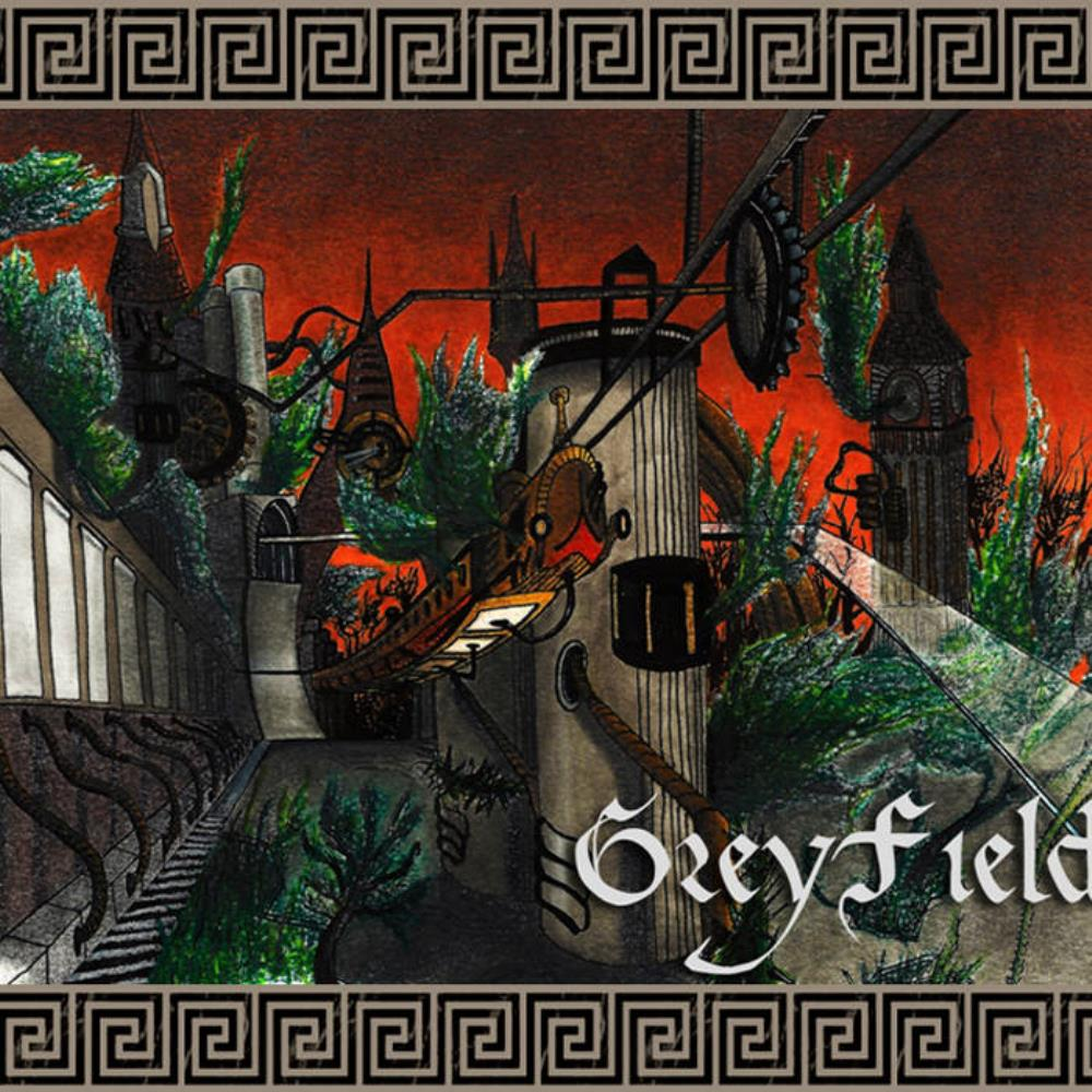 Greyfield by GREYFIELD album cover