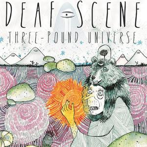 Three-Pound Universe by DEAF SCENE album cover