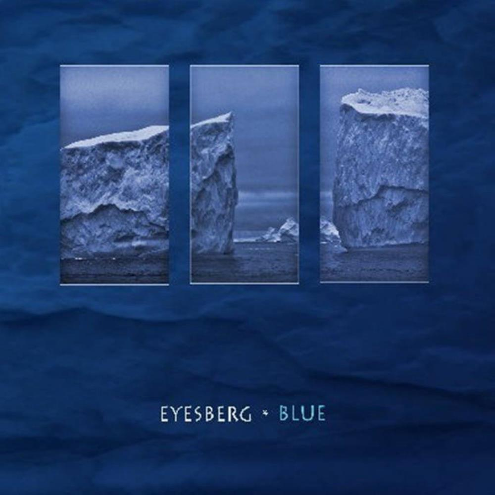 Eyesberg - Blue CD (album) cover