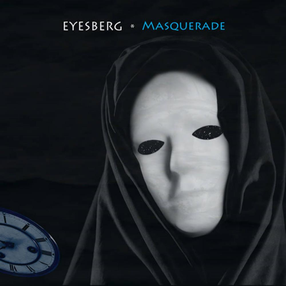 Eyesberg - Masquerade CD (album) cover