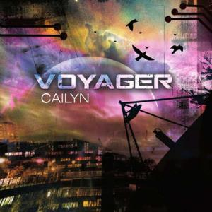 Cailyn Lloyd - Voyager CD (album) cover