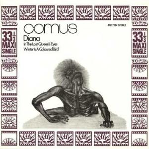 Comus - Diana CD (album) cover