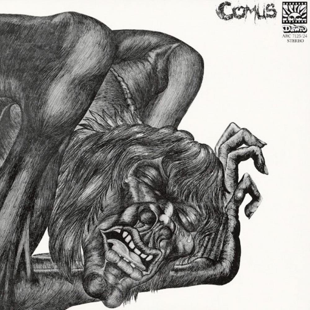Comus - First Utterance CD (album) cover
