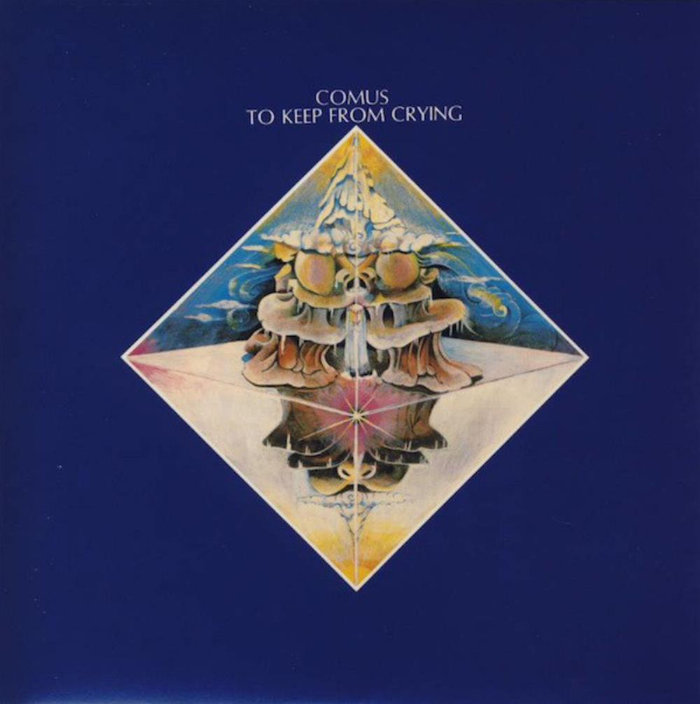 Comus - To Keep From Crying CD (album) cover