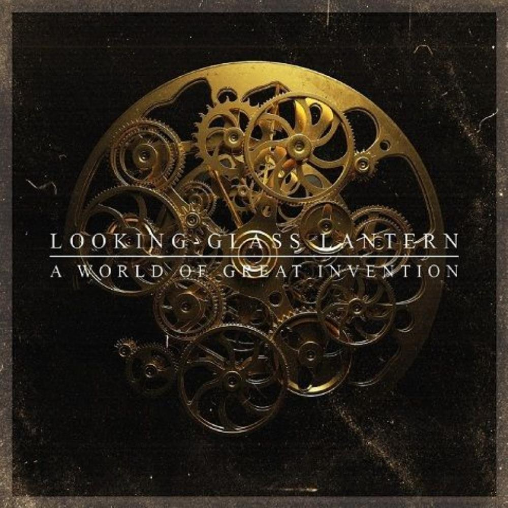 A World of Great Invention by LOOKING-GLASS LANTERN album cover