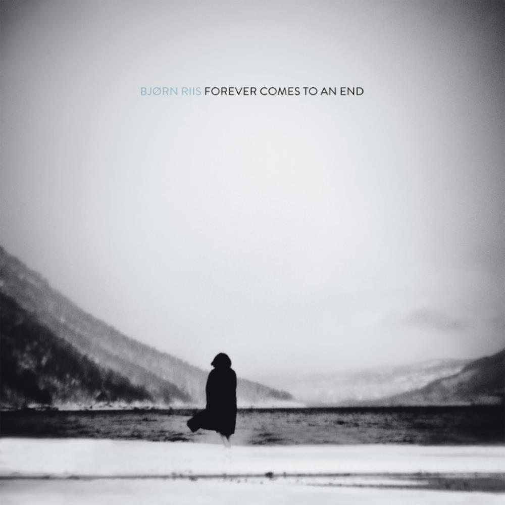 Bjørn Riis - Forever Comes To An End CD (album) cover