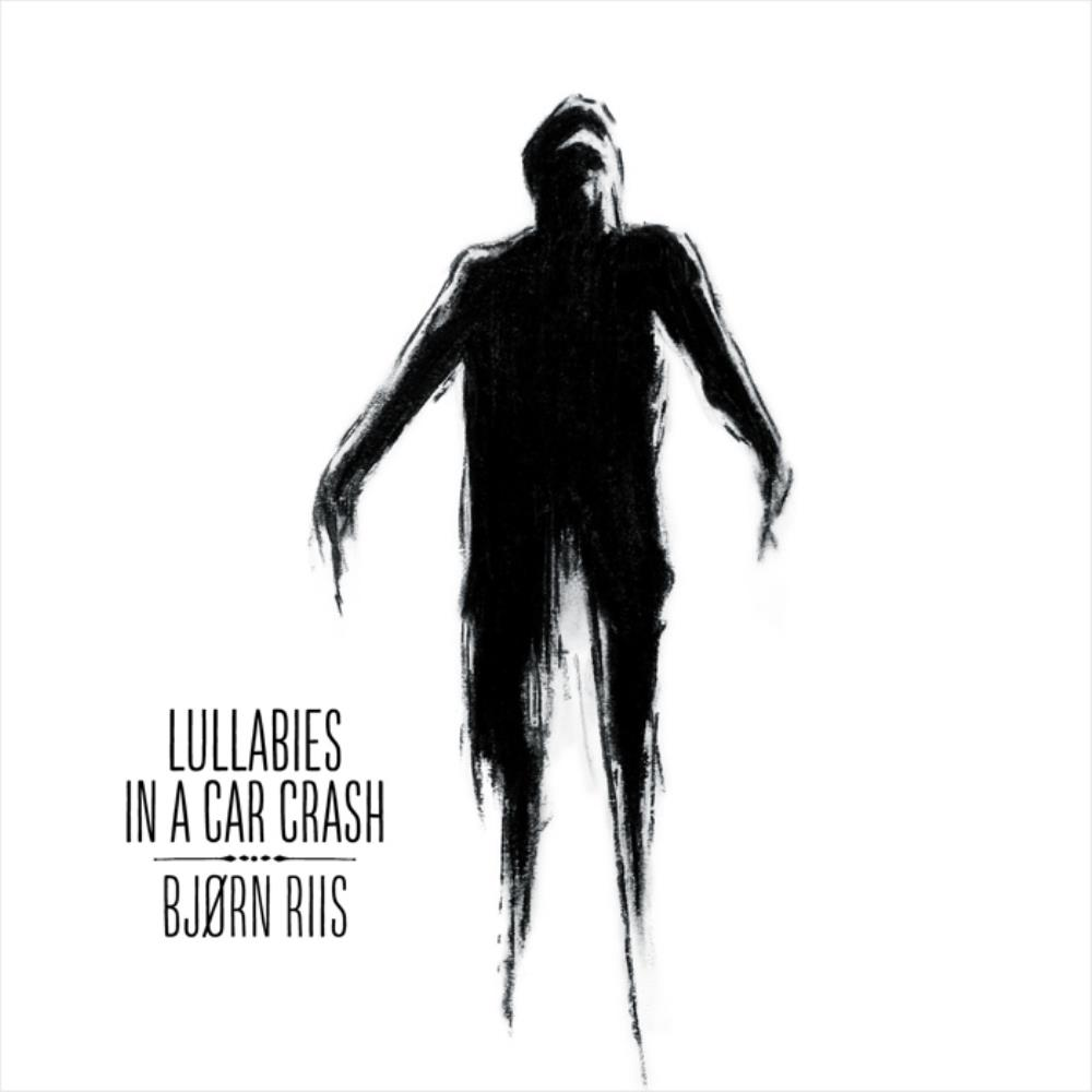 Bjørn Riis - Lullabies In A Car Crash CD (album) cover