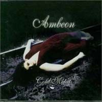 Ambeon Cold Metal album cover