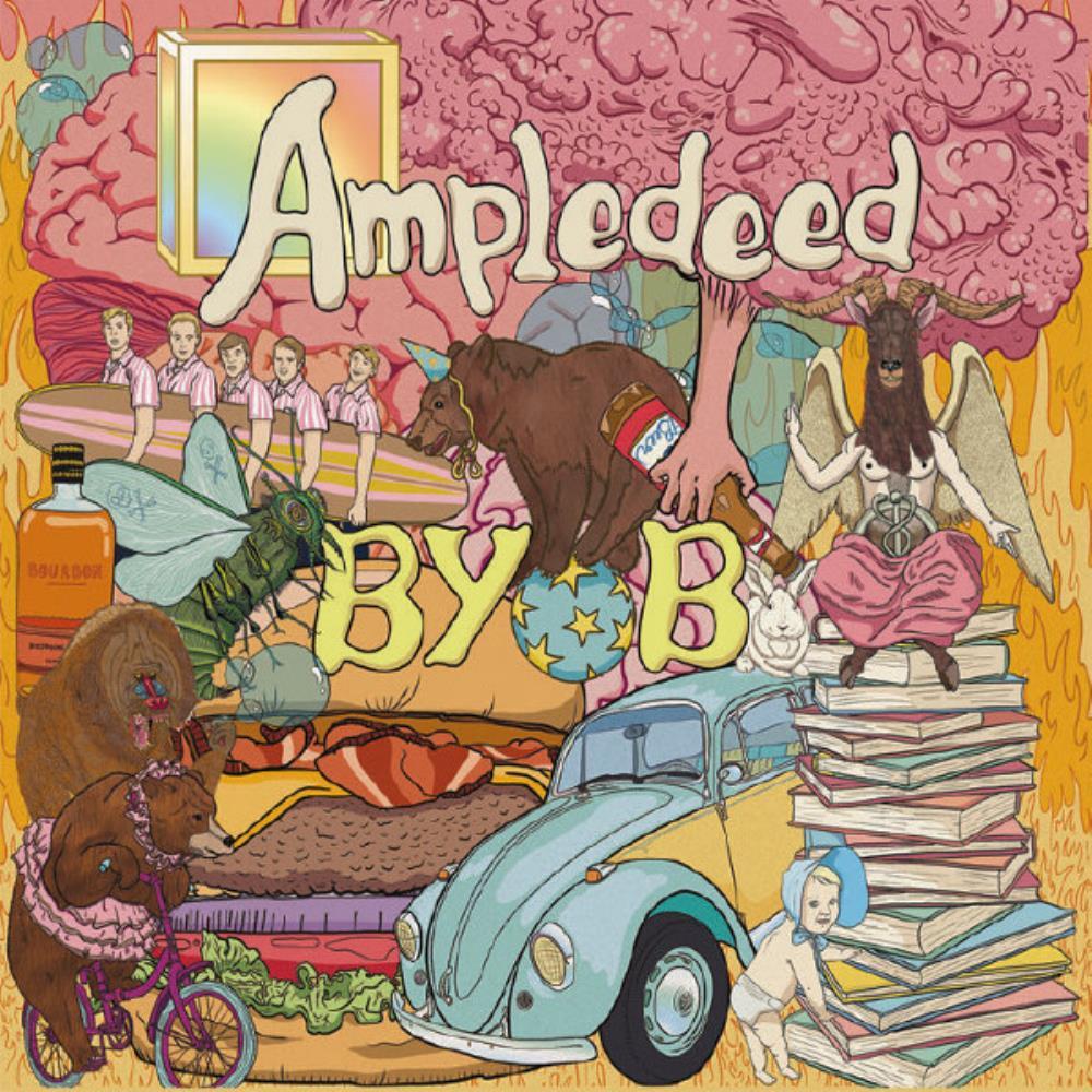 BYOB by AMPLEDEED album cover