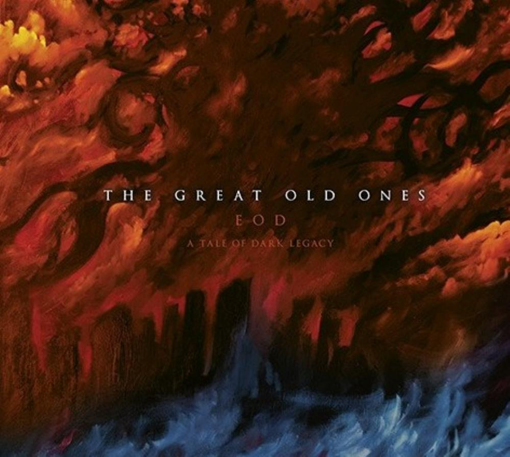 The Great Old Ones Eod A Tale Of Dark Legacy Reviews