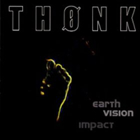 Thonk Earth Vision Impact album cover