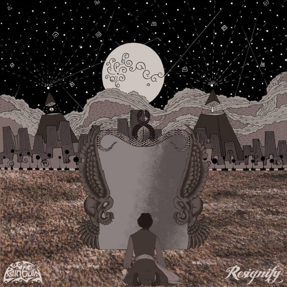 Resignify by RAINBURN album cover
