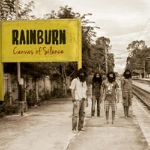 Rainburn - Canvas of Silence CD (album) cover