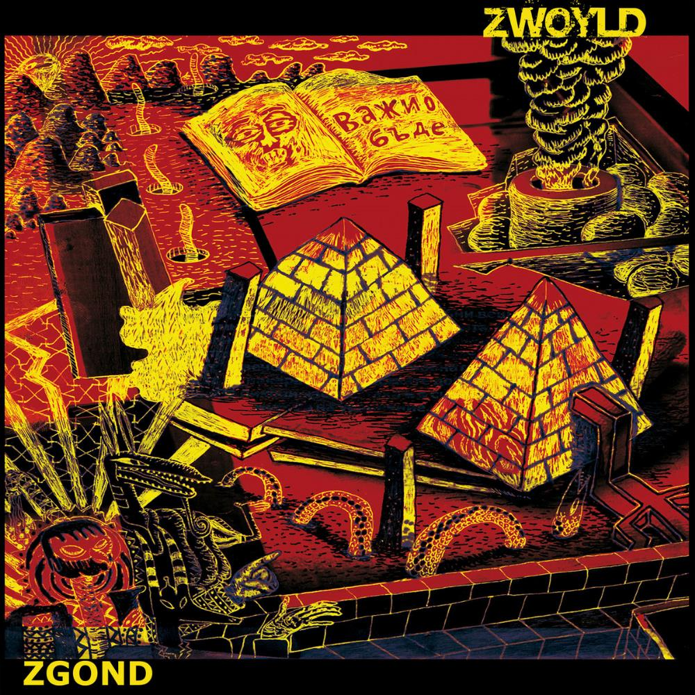 Zgond by ZWOYLD album cover