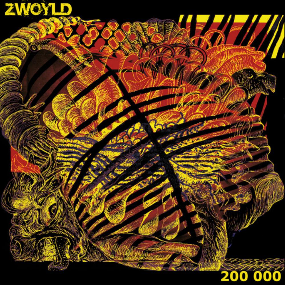 Zwoyld 200 000 album cover