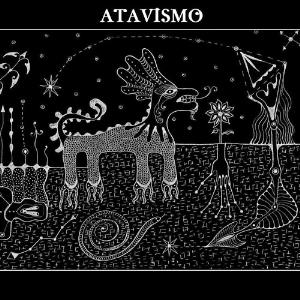 Desintegración by ATAVISMO album cover