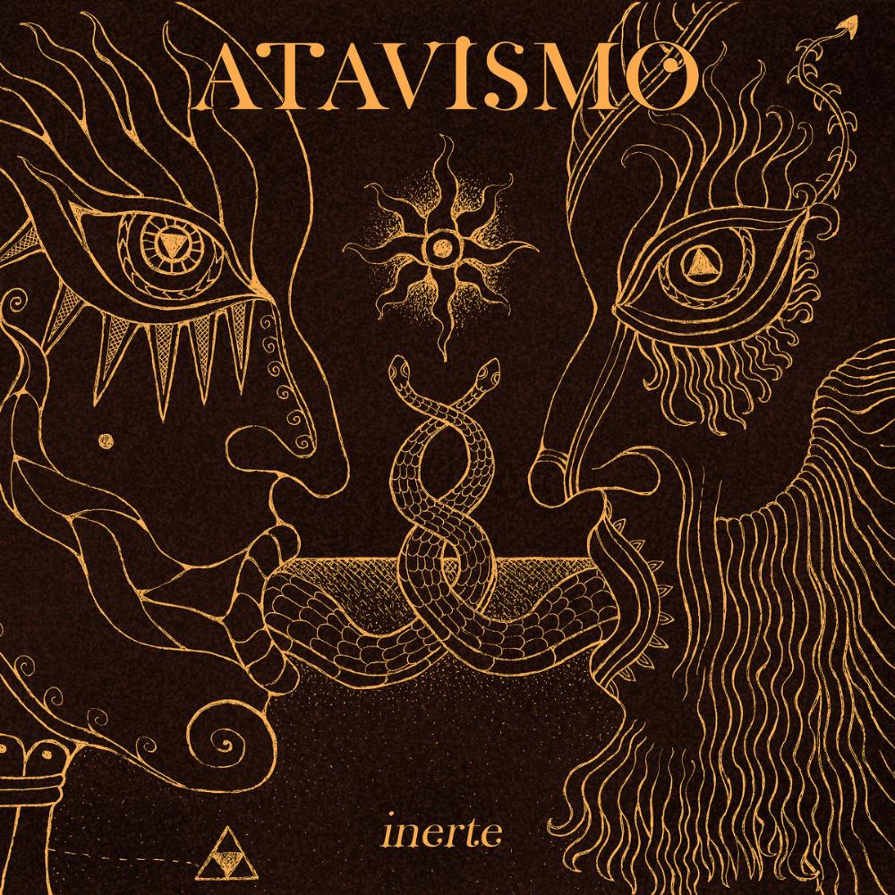 Inerte by ATAVISMO album cover