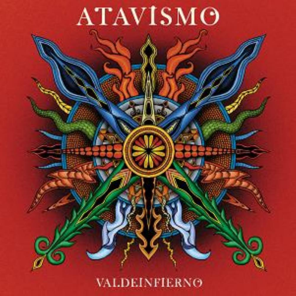 Valdeinfierno by ATAVISMO album cover