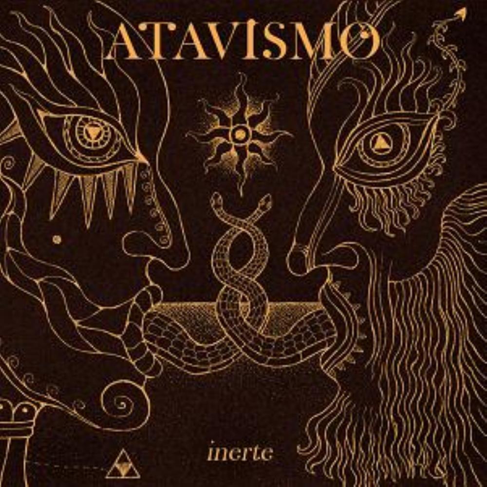 Inerte by ATAVISMO album cover