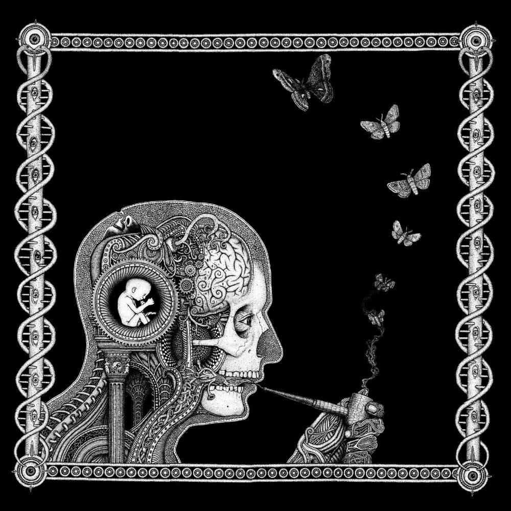 Cognitive by SOEN album cover