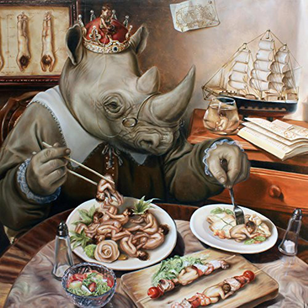Tellurian by SOEN album cover