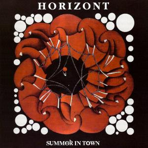 Horizont - Summer In Town CD (album) cover
