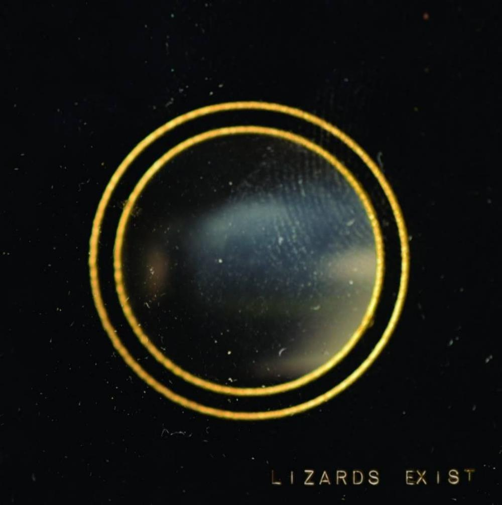 Lizards Exist - Lizards Exist CD (album) cover