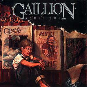 Admit One by GAILLION album cover