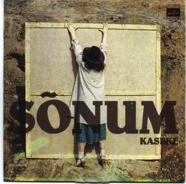 Kaseke - S�num CD (album) cover