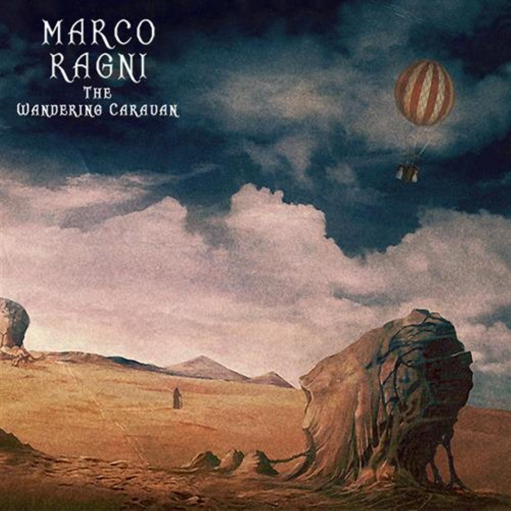 The Wandering Caravan by RAGNI, MARCO album cover