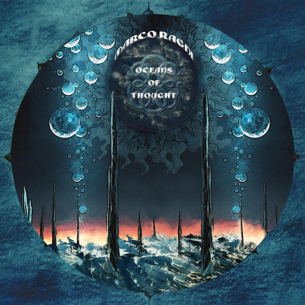 Oceans of Thought by RAGNI, MARCO album cover
